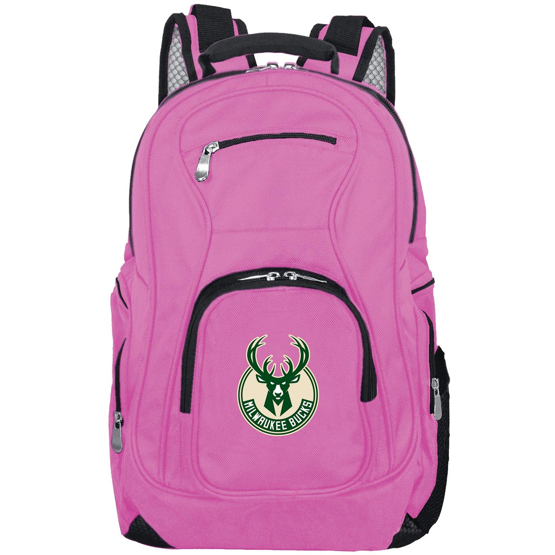 Milwaukee Bucks Backpack Laptop - Pink