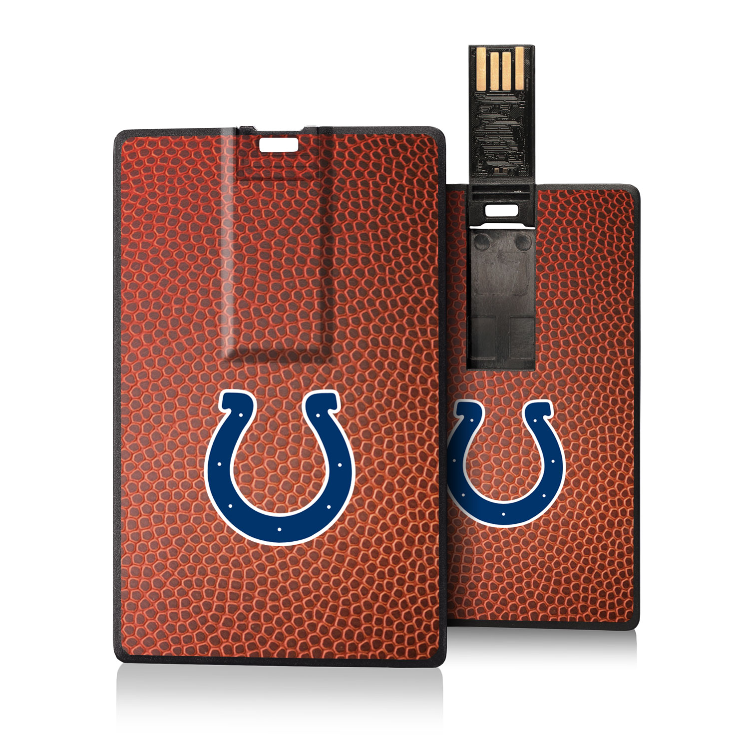 Indianapolis Colts Football Design Credit Card USB Drive