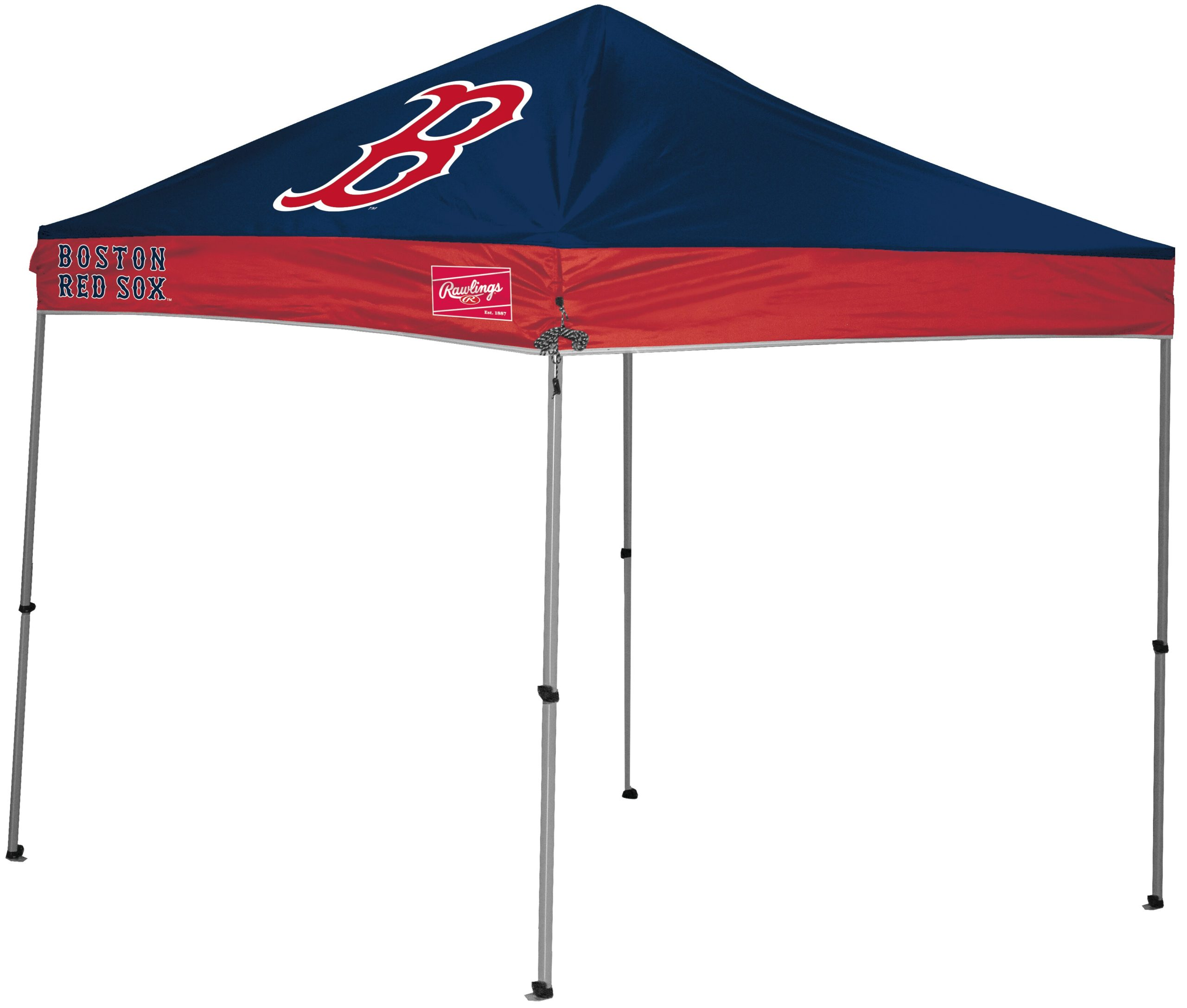 Boston Red Sox Rawlings 9' x 9' Canopy Tent