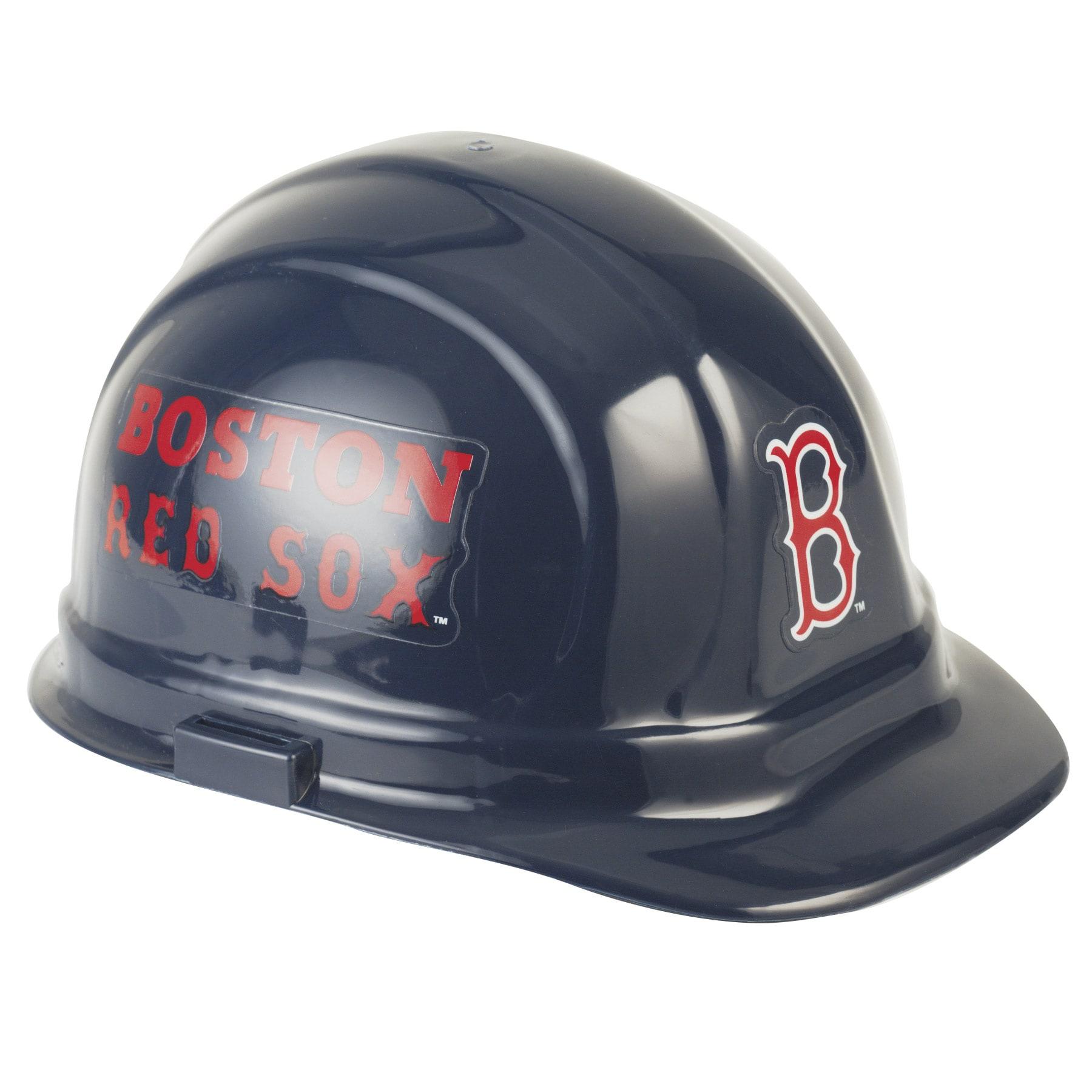 Boston Red Sox WinCraft Team Construction Hard Hat