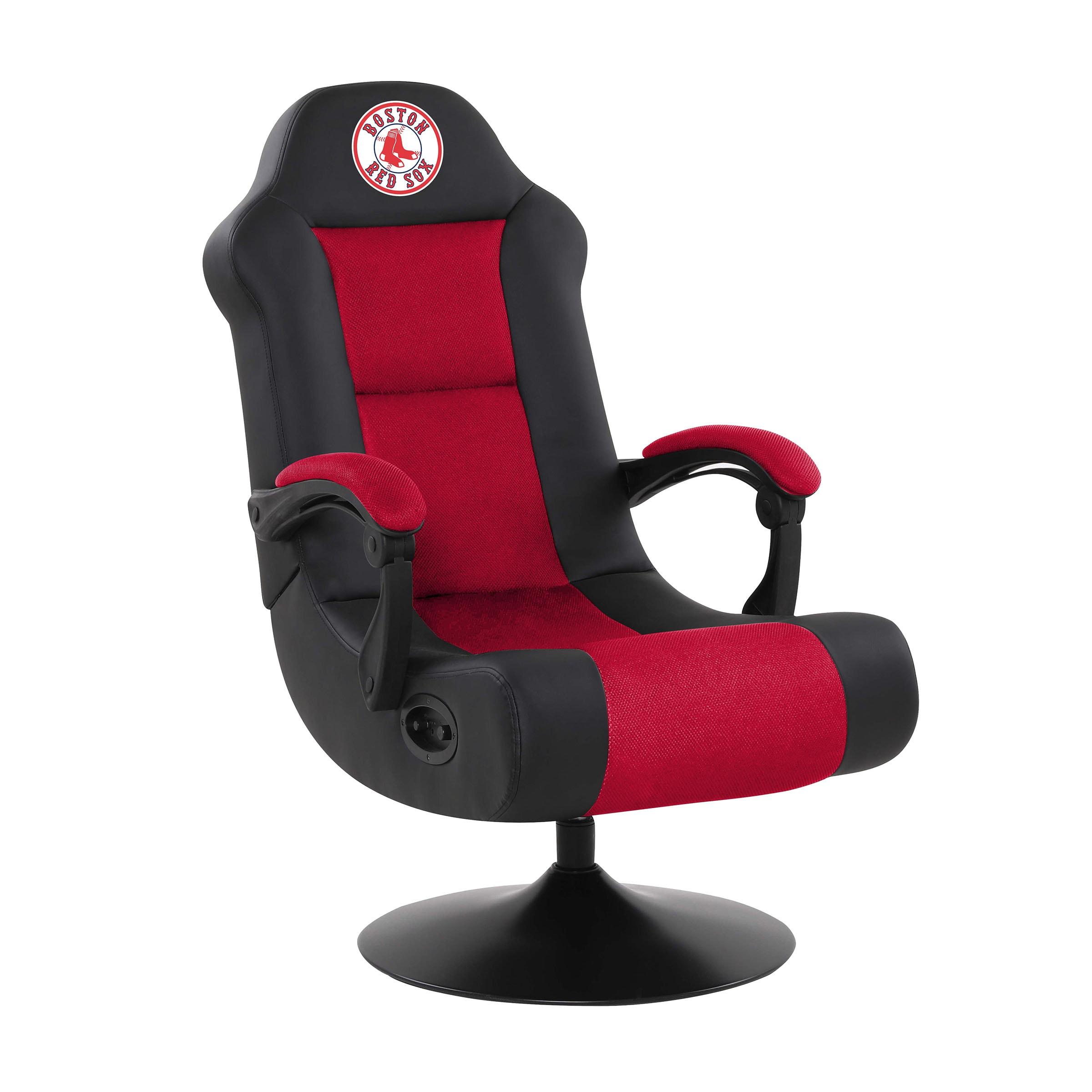 Boston Red Sox Imperial Ultra Game Chair - Black