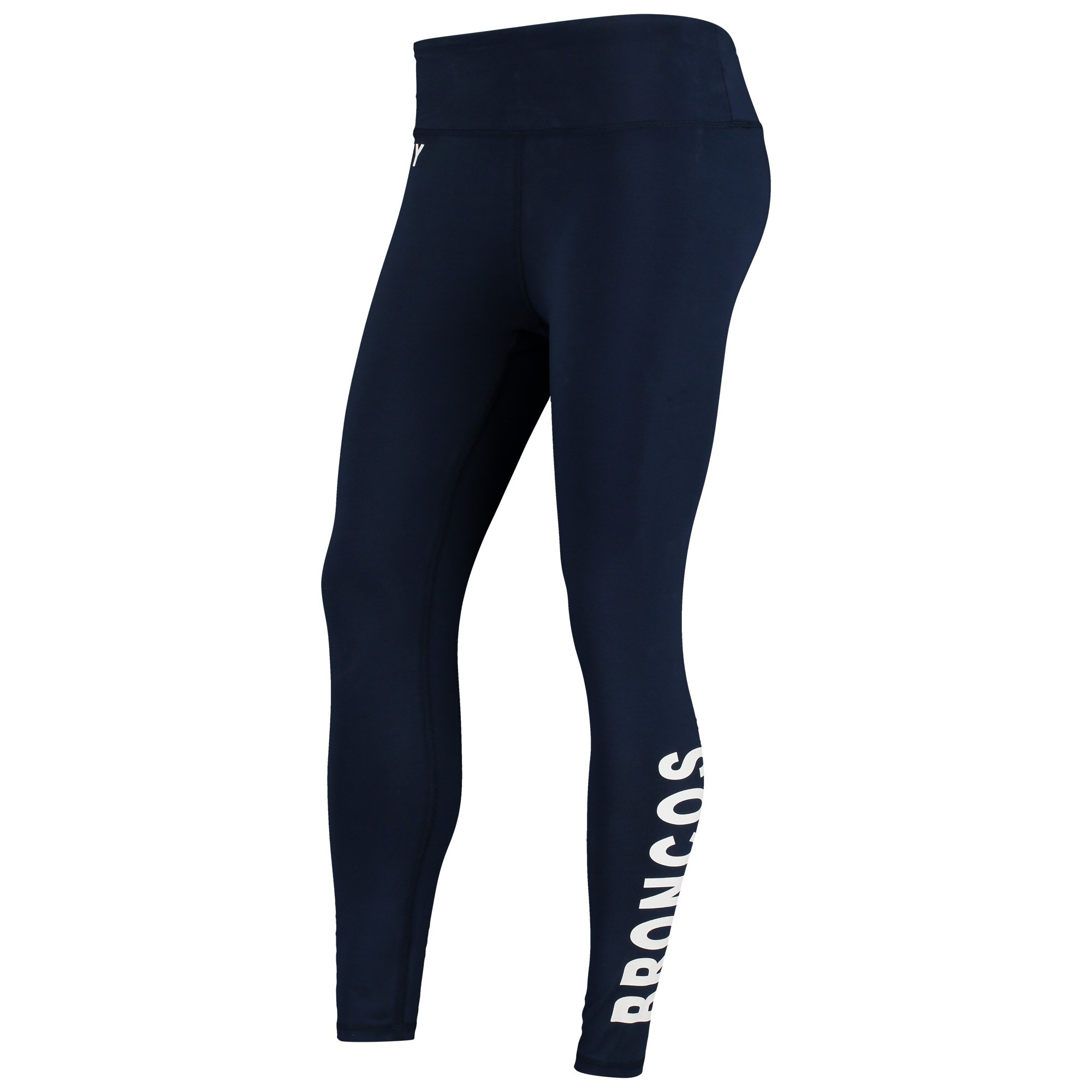 Denver Broncos DKNY Sport Women's Zen Leggings - Navy