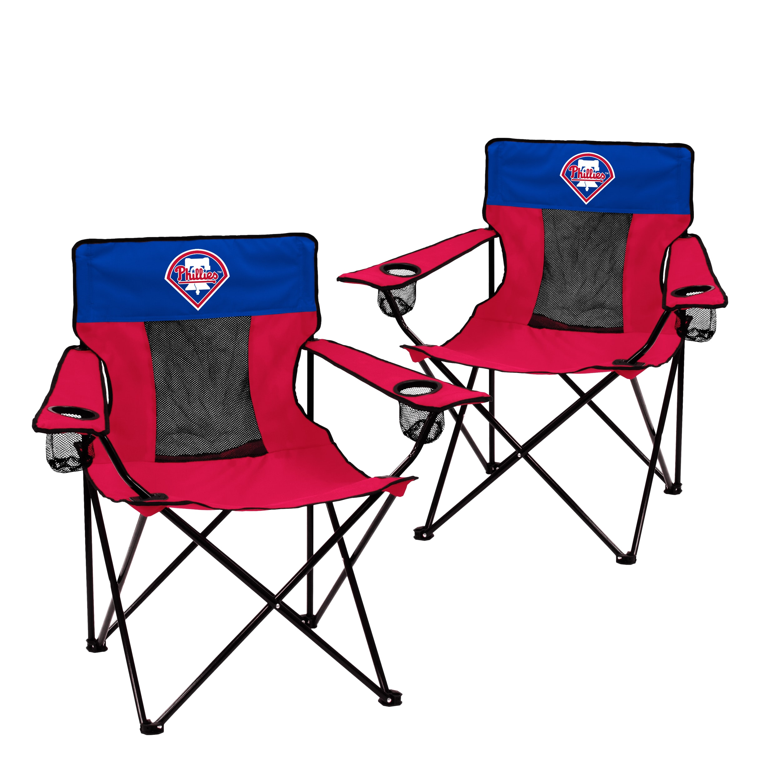 Philadelphia Phillies 2-Pack Elite Chair Set