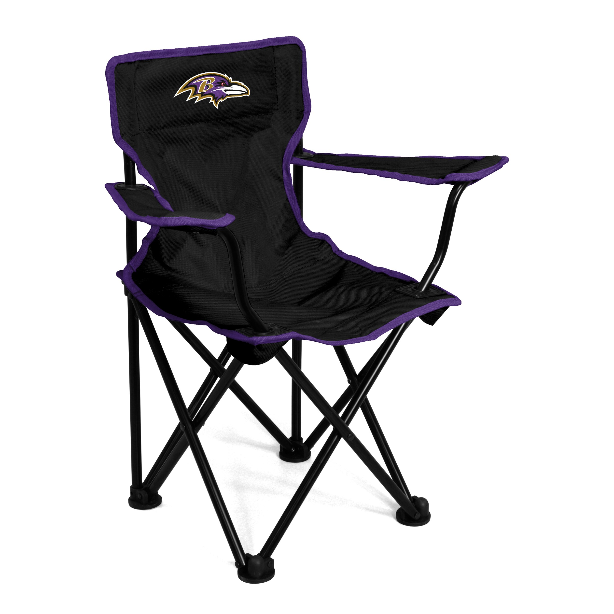 Baltimore Ravens Toddler Tailgate Chair