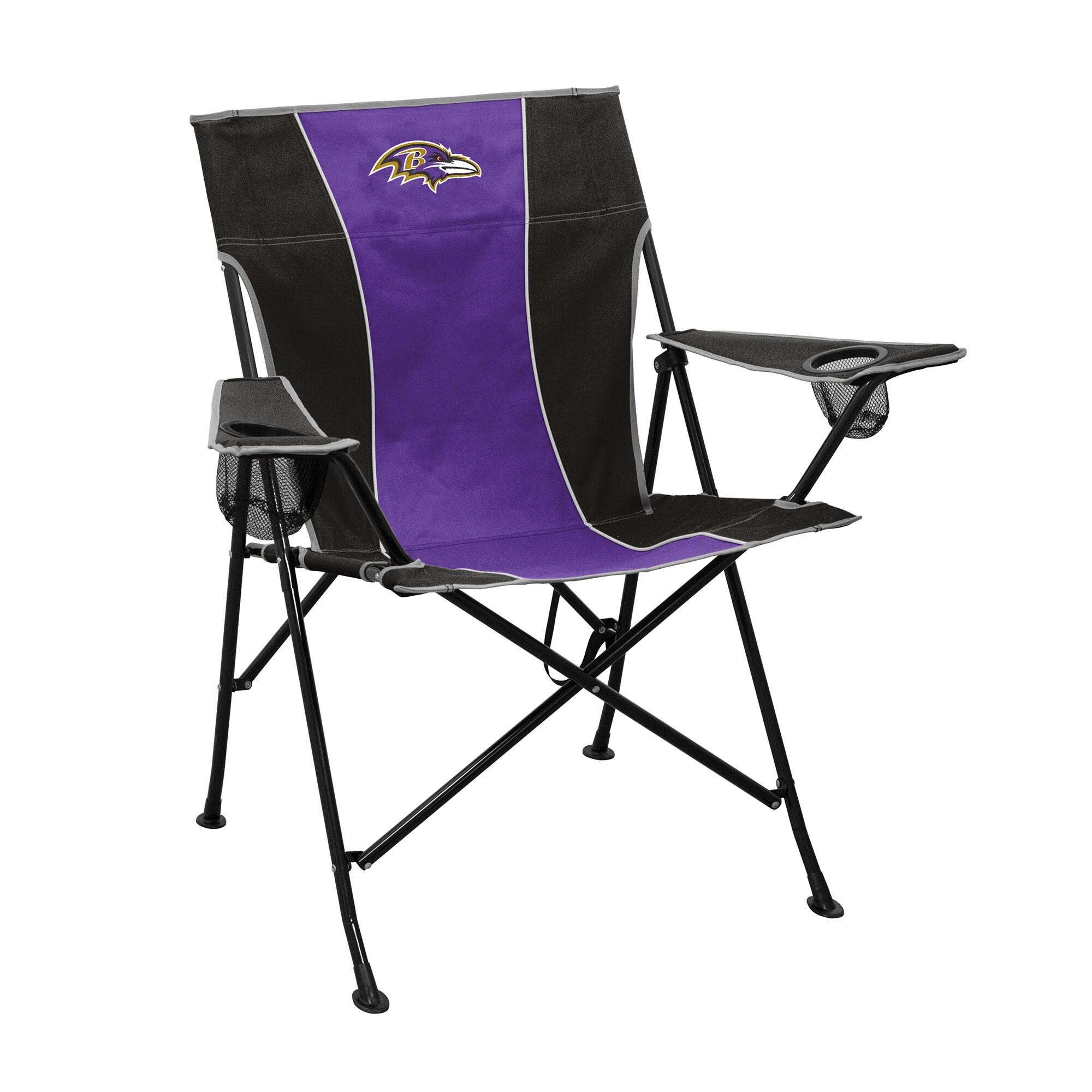 Baltimore Ravens Pregame Chair
