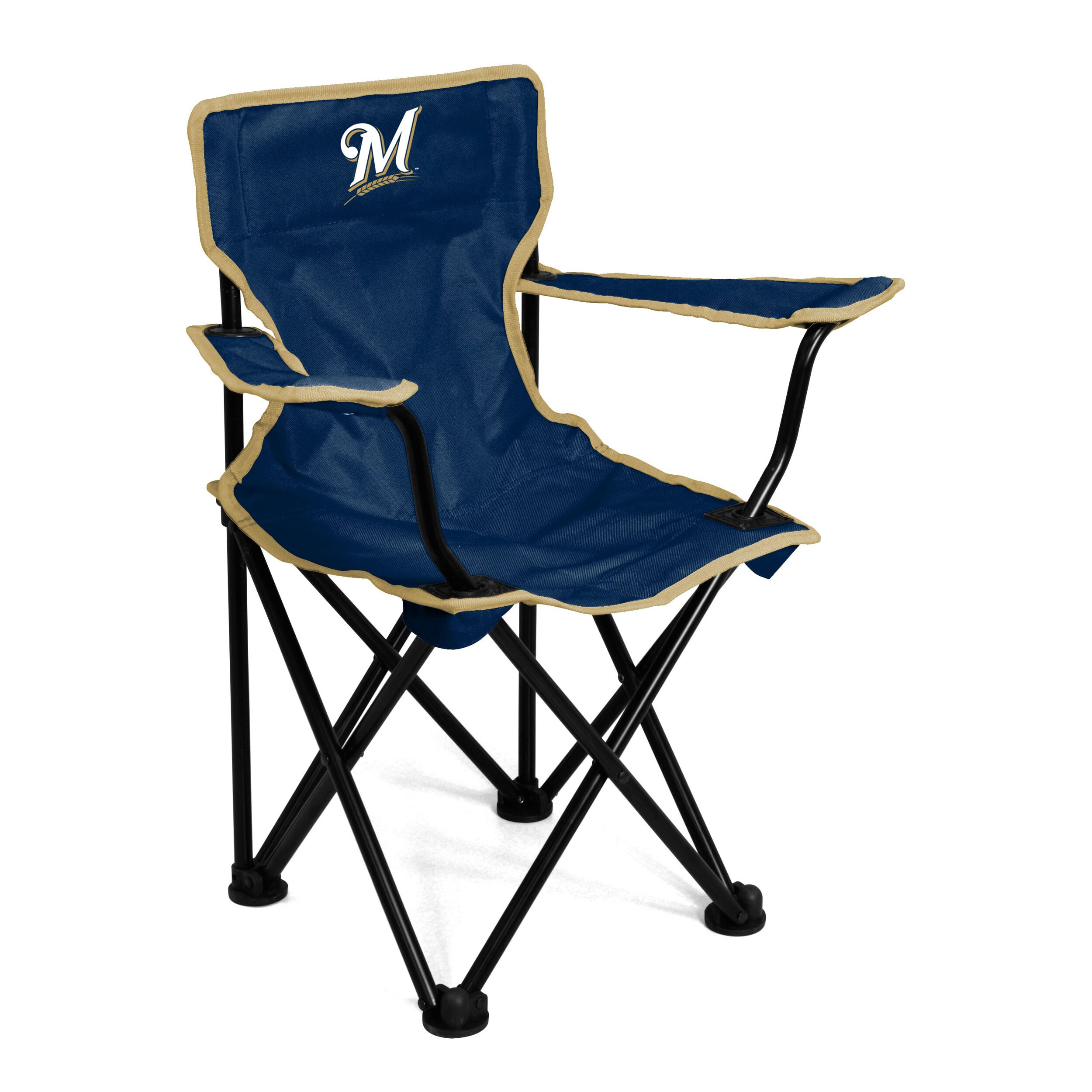 Milwaukee Brewers Toddler Tailgate Chair