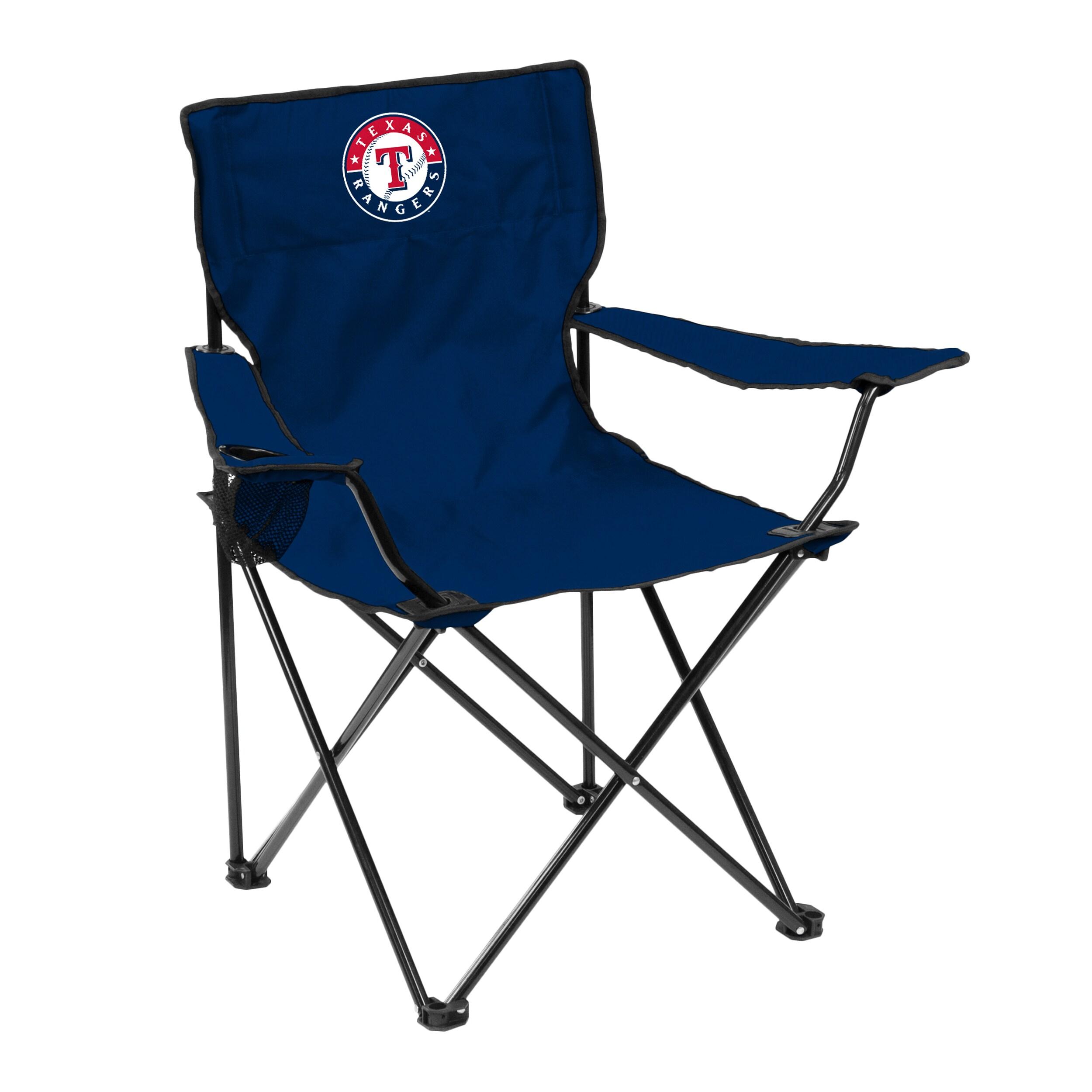 Texas Rangers Quad Tailgate Chair