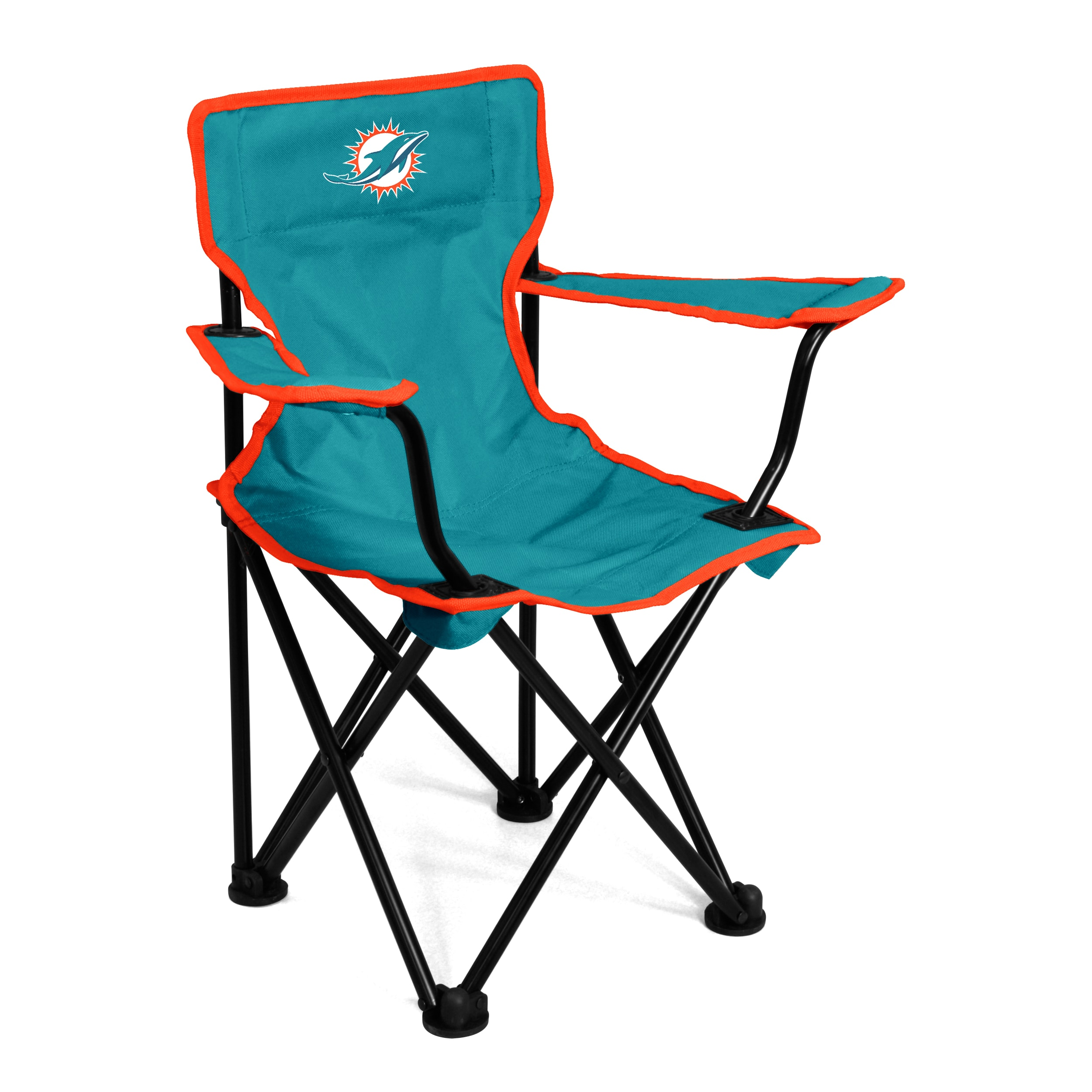 Miami Dolphins Toddler Tailgate Chair - Aqua