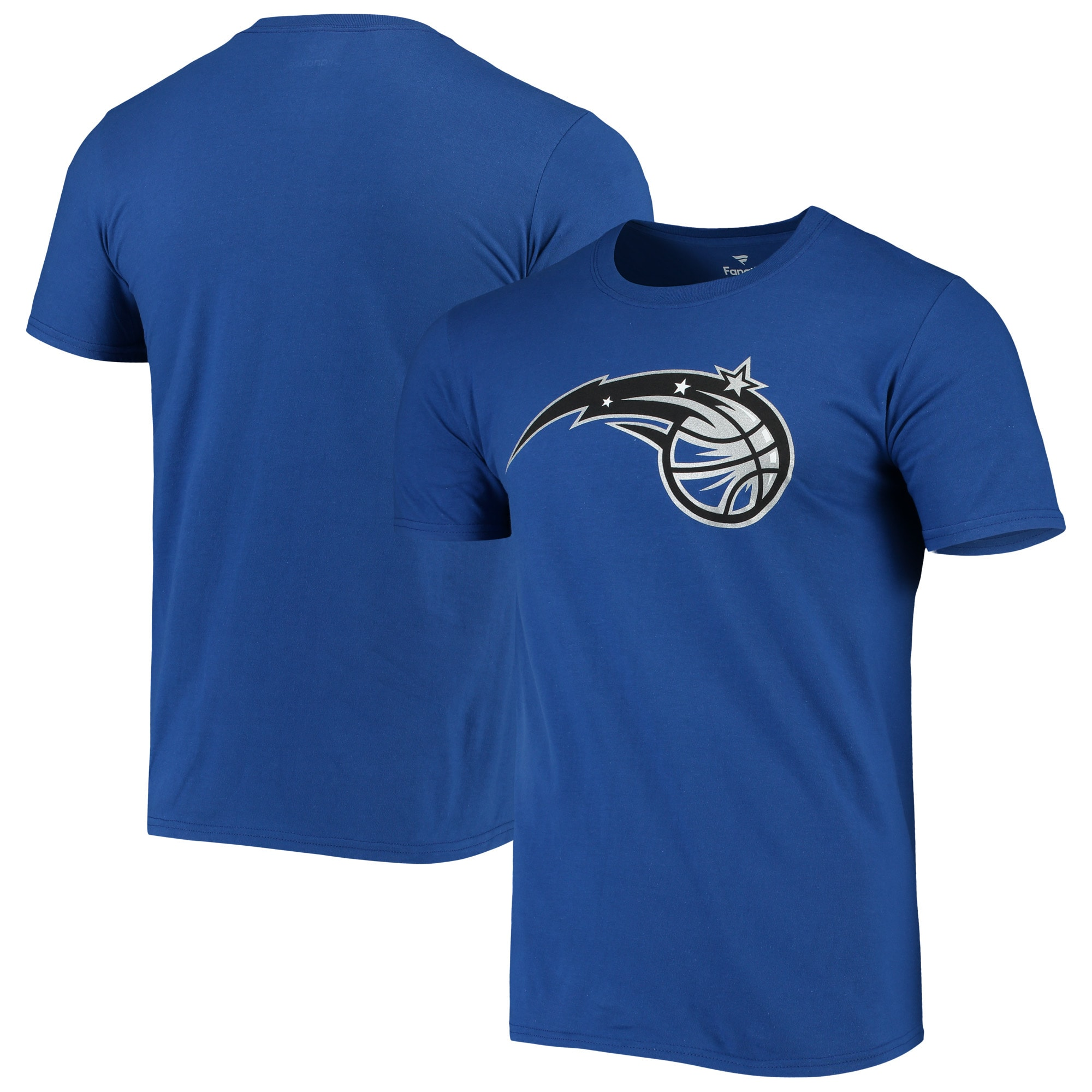 Orlando Magic Fanatics Branded Primary Team Logo T-Shirt - Blue