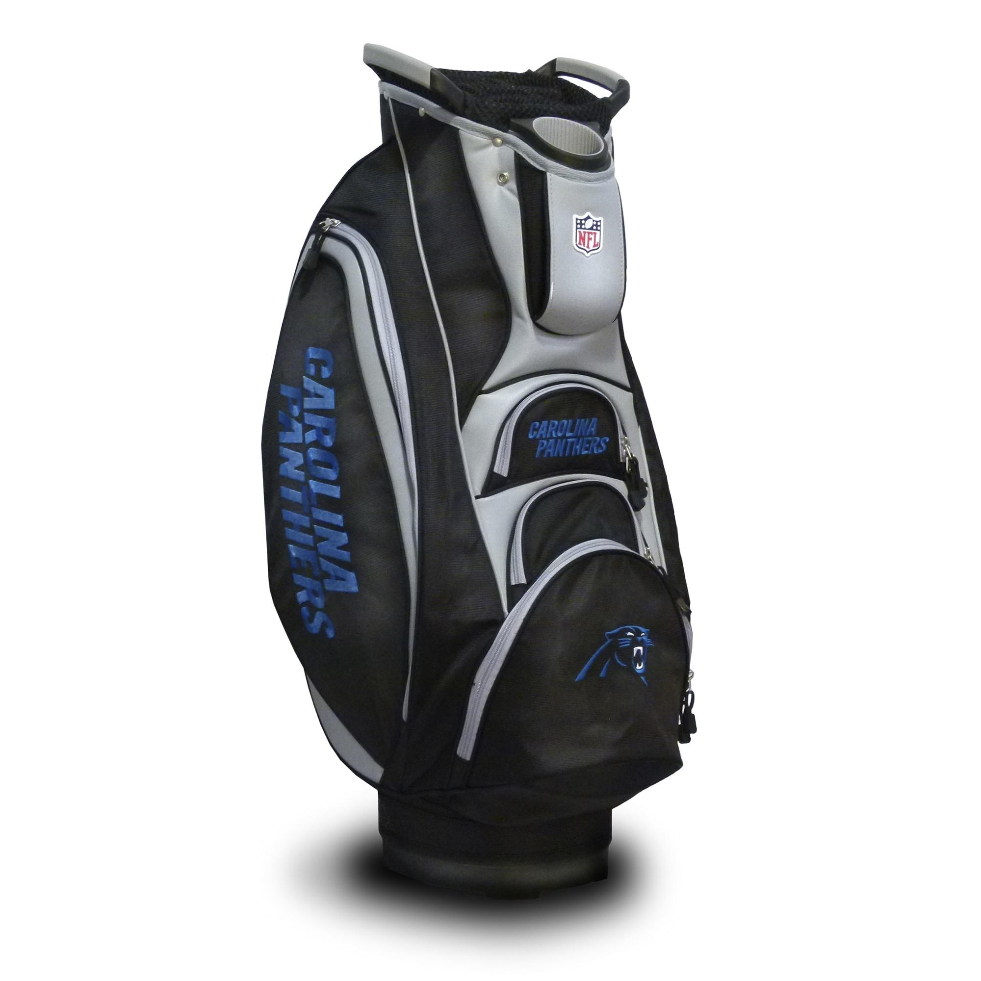 Carolina Panthers Victory Cart Golf Bag