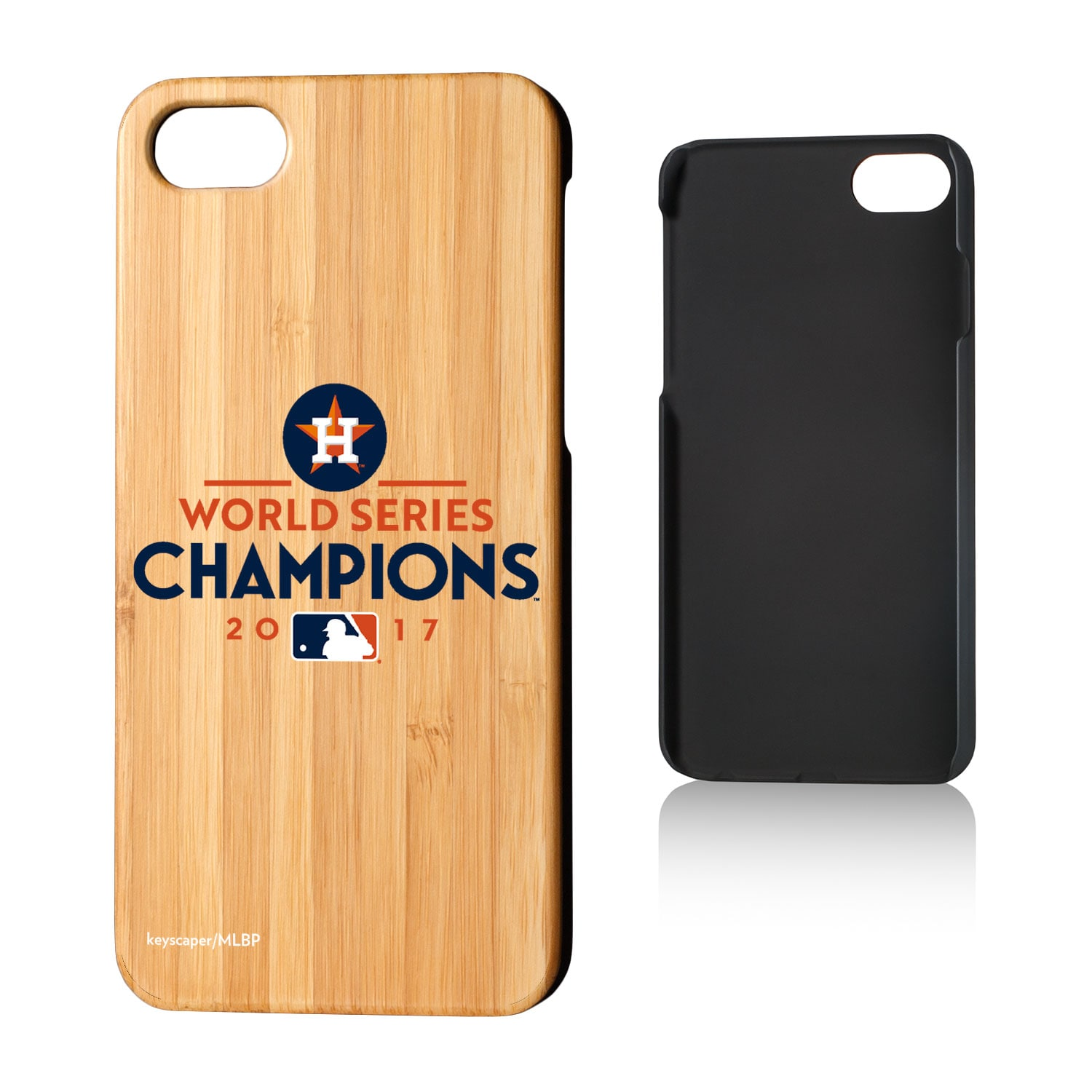Houston Astros 2017 World Series Champions iPhone 7/8 Bamboo Case