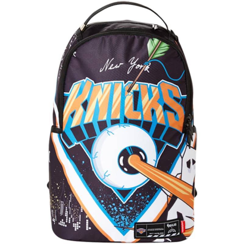 New York Knicks Sprayground Lab Backpack