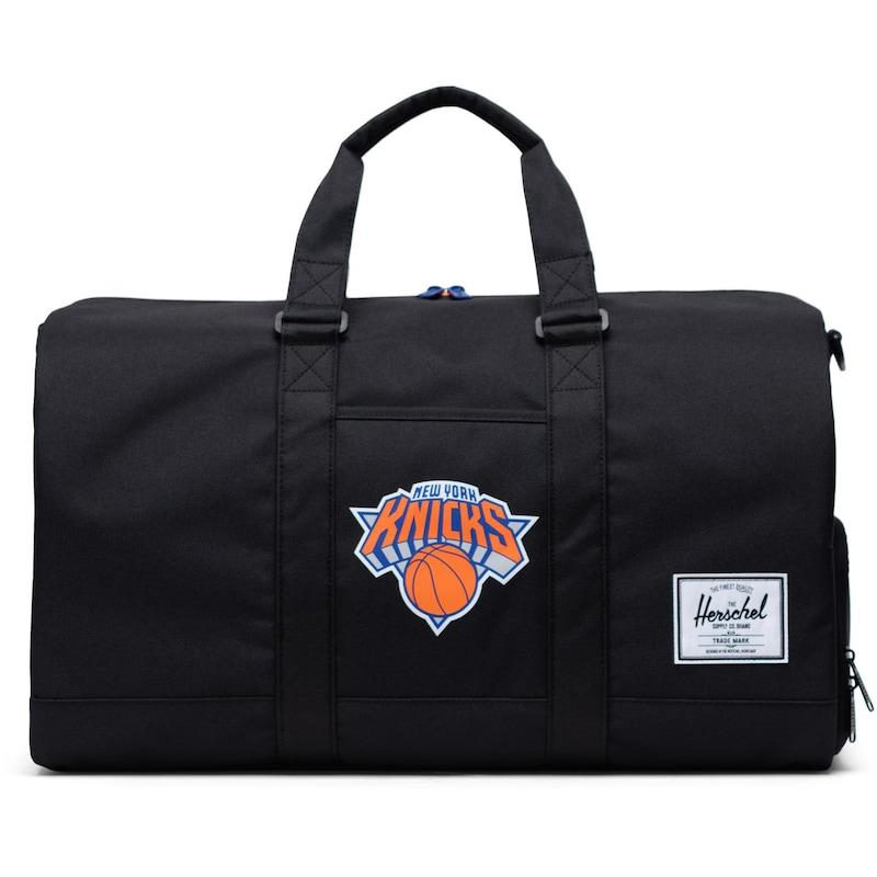 New York Knicks Herschel Supply Co. Novel Duffel Bag