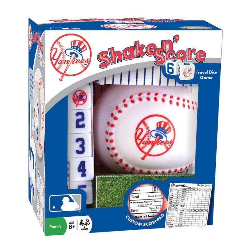 New York Yankees Shake n' Score Game