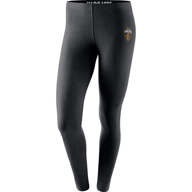Cleveland Cavaliers Nike Women's Leg-A-See Tights - Black