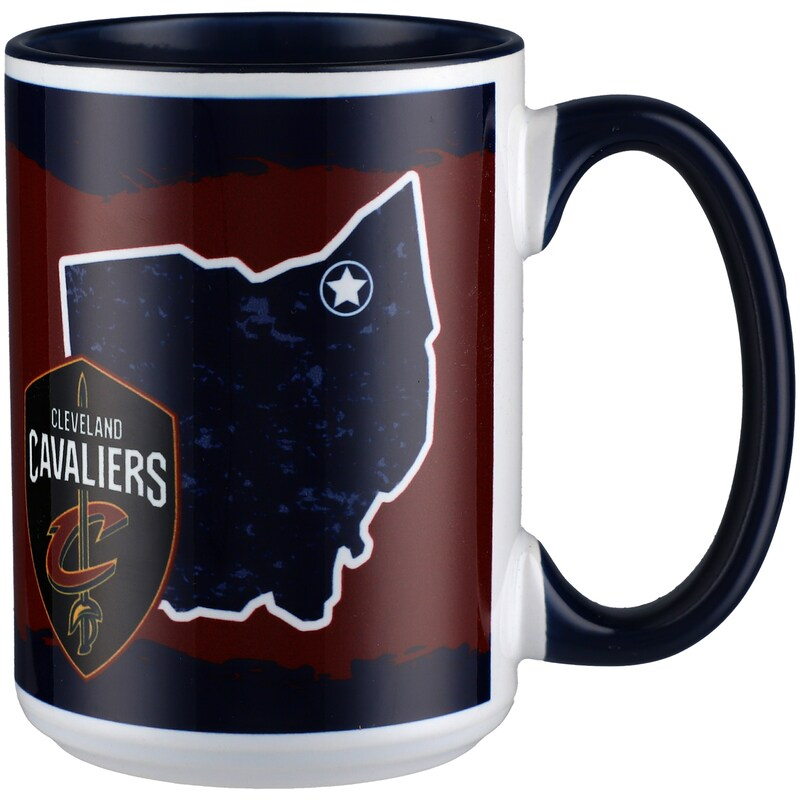 Cleveland Cavaliers 15oz. It's Your State Of Mind Mug