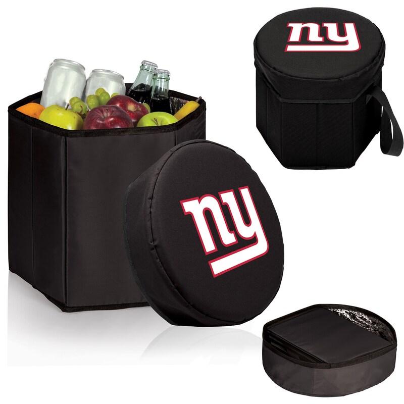 New York Giants 12 Quart Bongo Cooler - Black