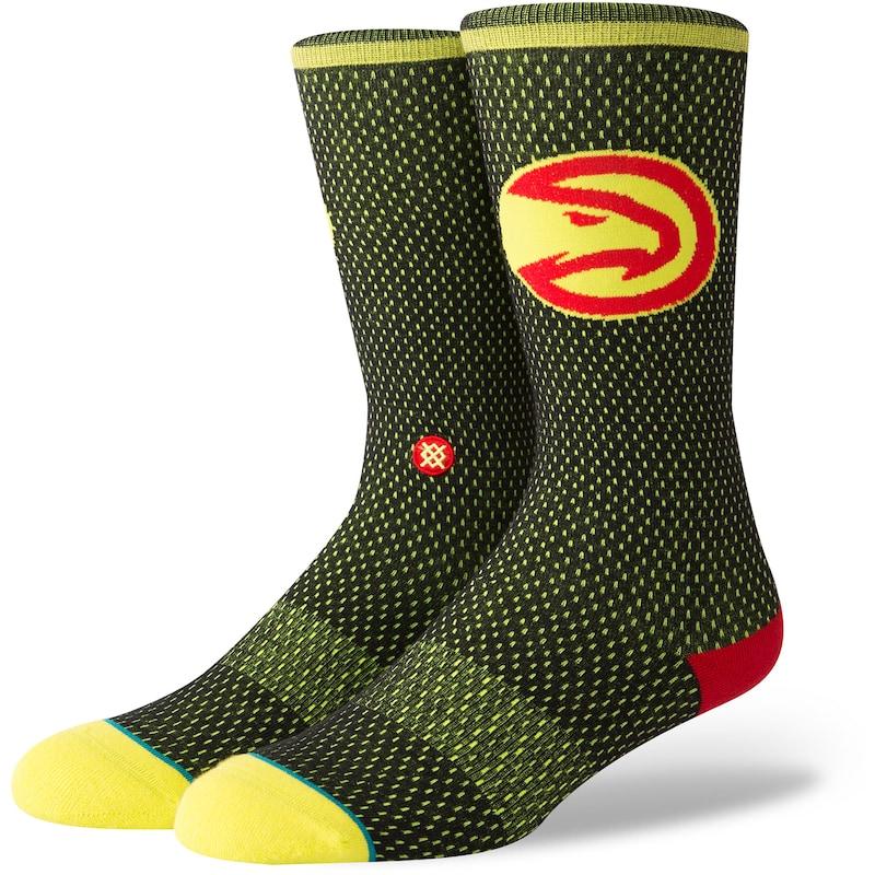 Atlanta Hawks Stance Jersey Crew Socks