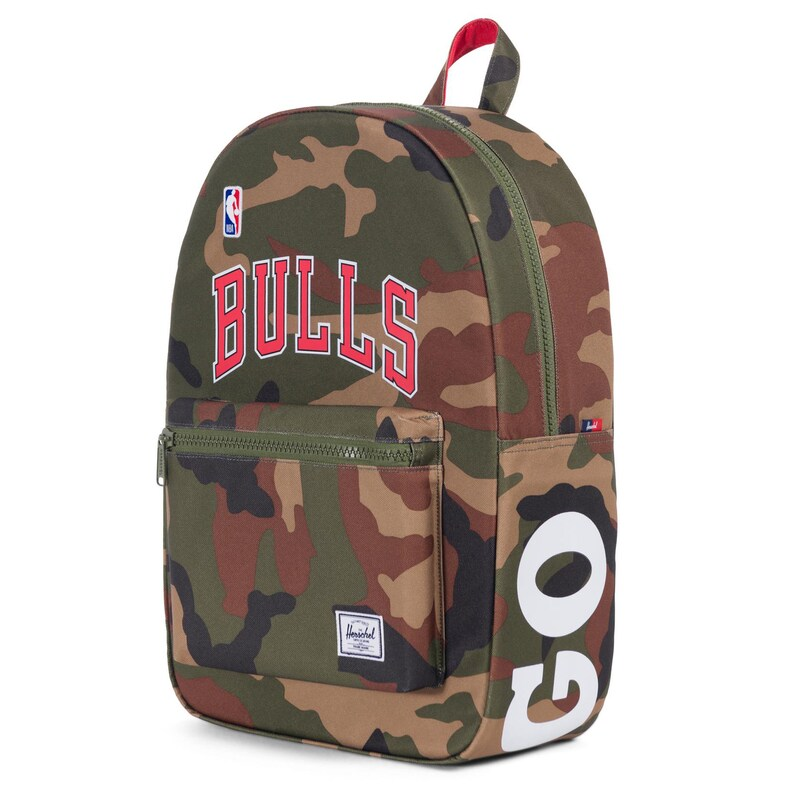 Chicago Bulls Herschel Supply Co. Settlement Camo Backpack