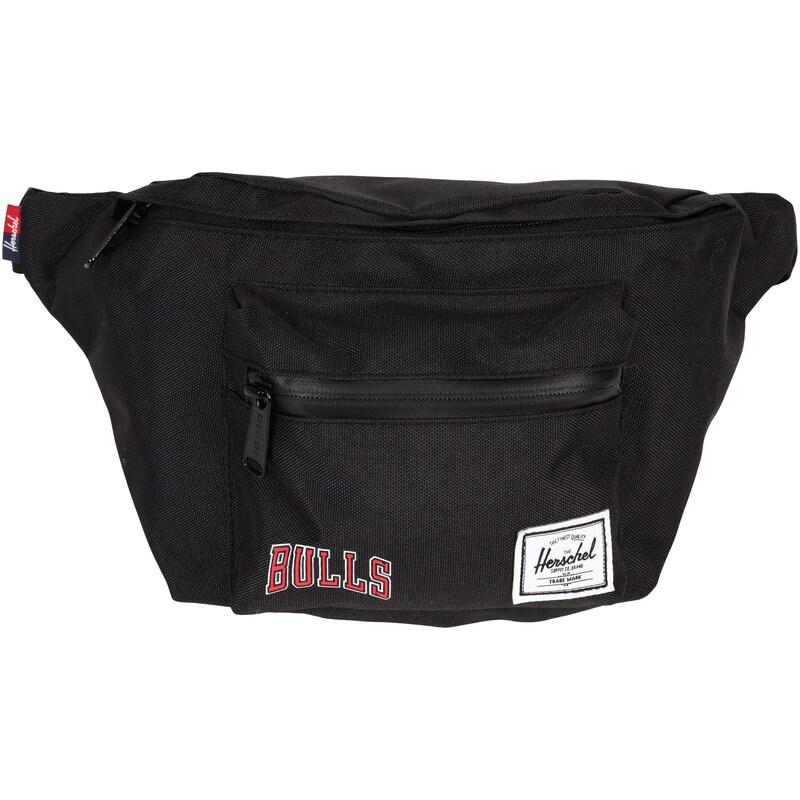 Chicago Bulls Herschel Supply Co. Seventeen Hipsack - Black