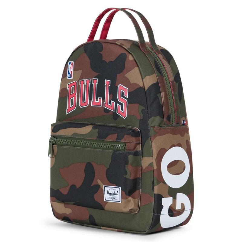 Chicago Bulls Herschel Supply Co. Women's Nova Camo Backpack
