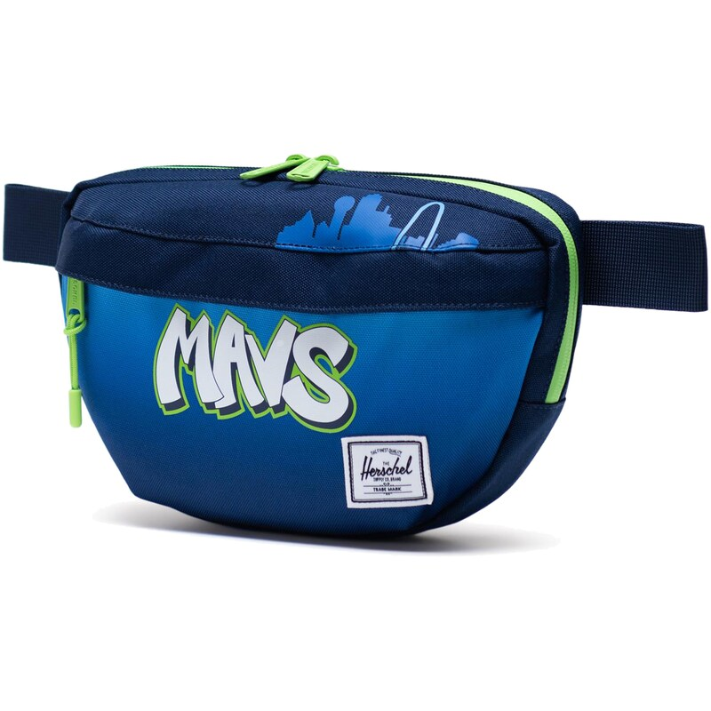 Dallas Mavericks Herschel Supply Co. 2019/20 City Edition Nineteen Hipsack