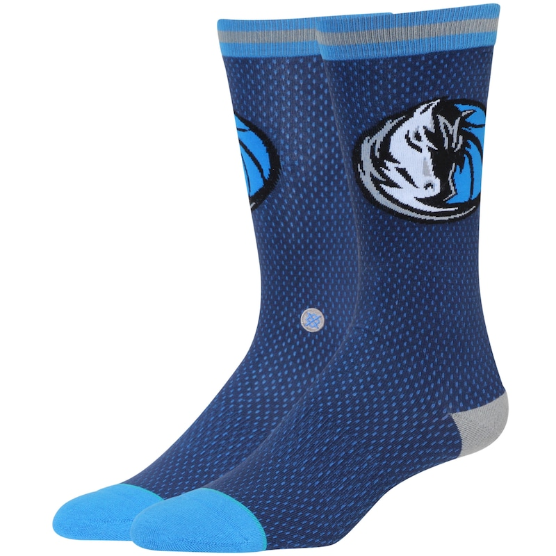 Dallas Mavericks Stance Jersey Socks