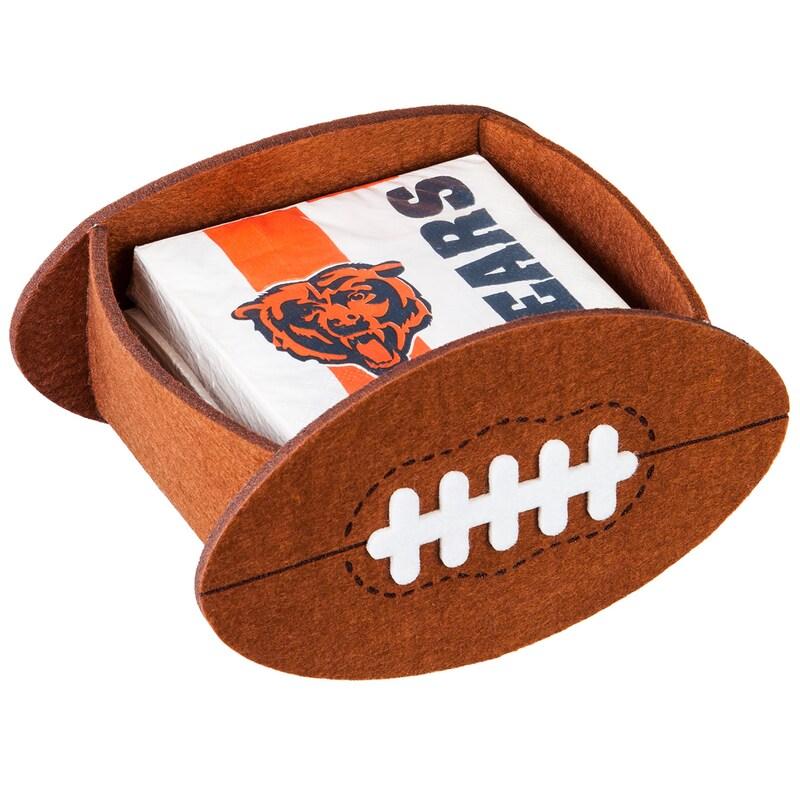 Chicago Bears Napkin Felt Gift Set
