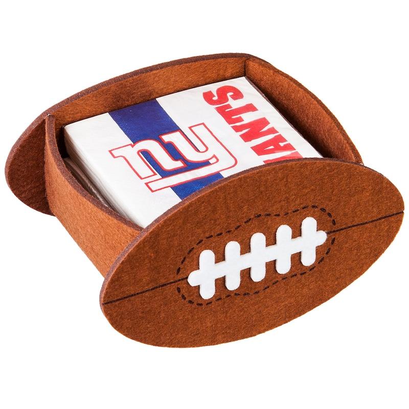 New York Giants Napkin Felt Gift Set