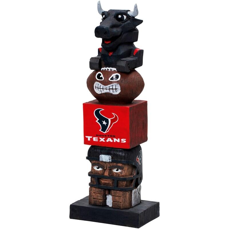 Houston Texans Tiki Totem