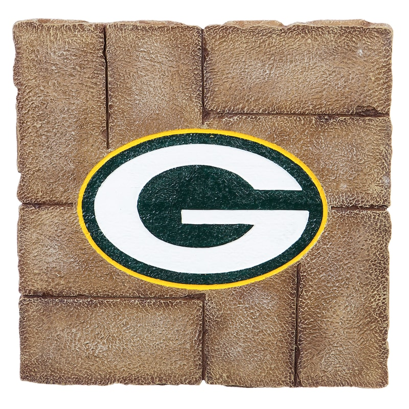 Green Bay Packers Team Stepping Stone