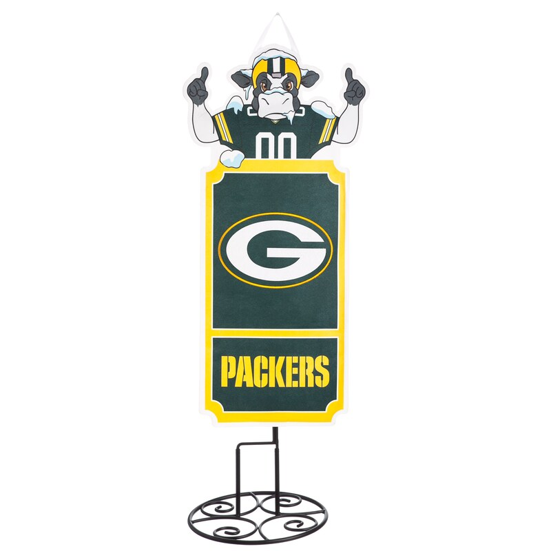 Green Bay Packers Statement Stake Flag