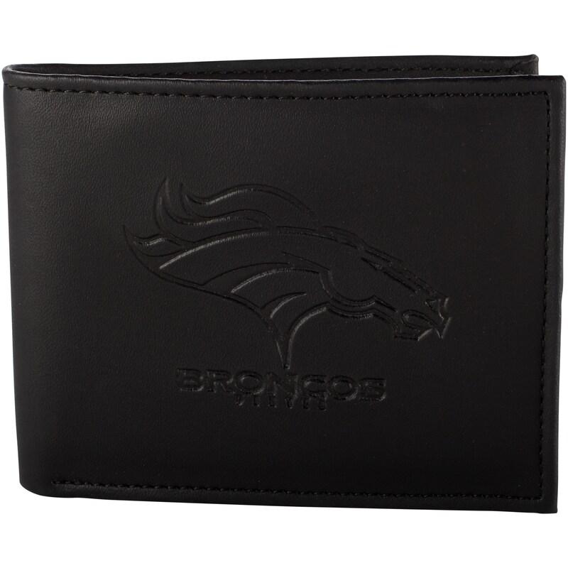 Denver Broncos Hybrid Bi-Fold Wallet - Black