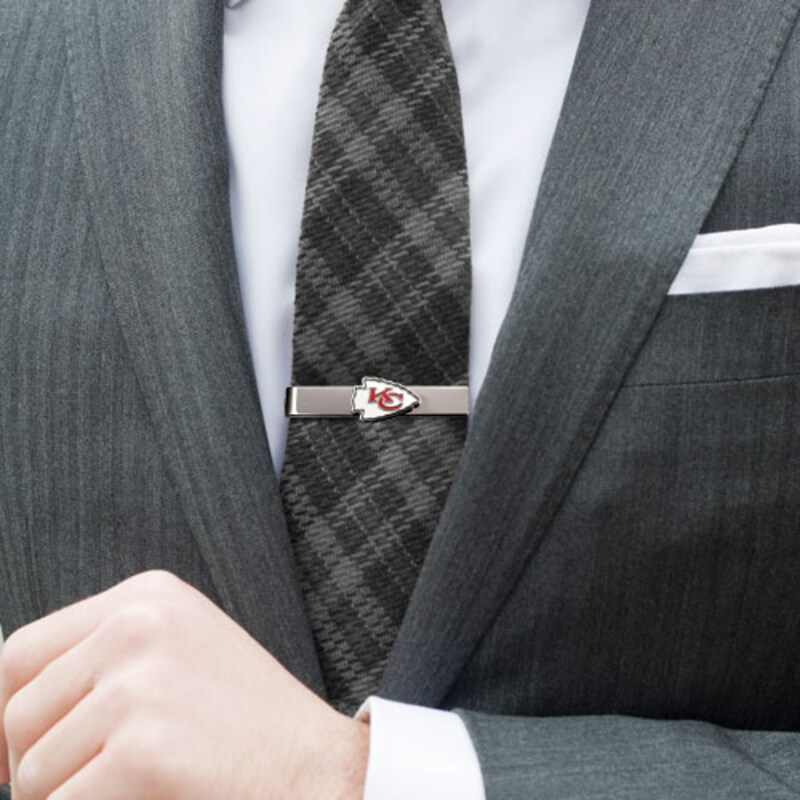 Kansas City Chiefs Tie Bar