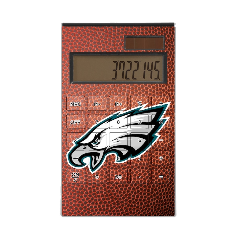 Philadelphia Eagles Football Design Desktop Calculator