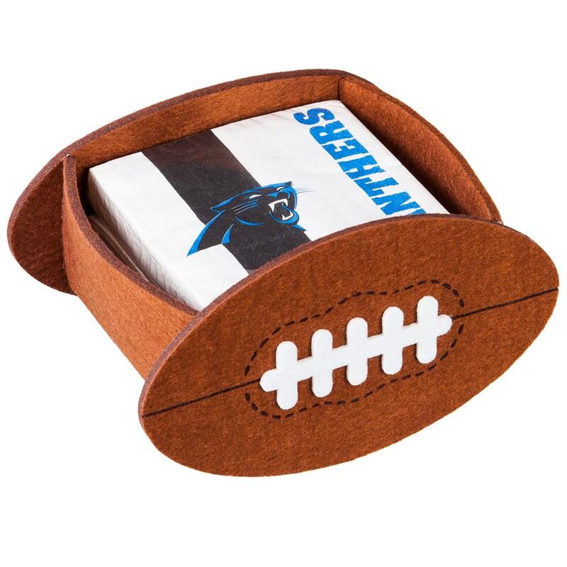 Carolina Panthers Napkin Felt Gift Set