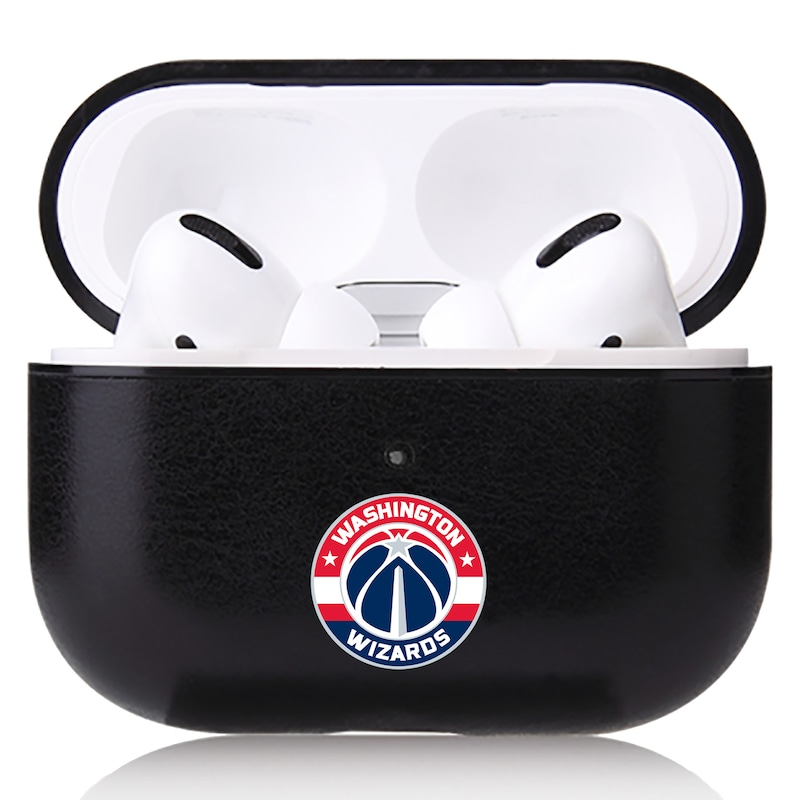 Washington Wizards OtterBox Air Pods Leather Case - Black