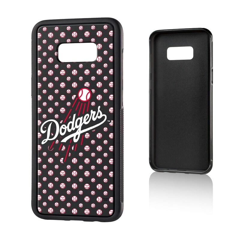 Los Angeles Dodgers Galaxy S8 Plus Baseball Bump Case