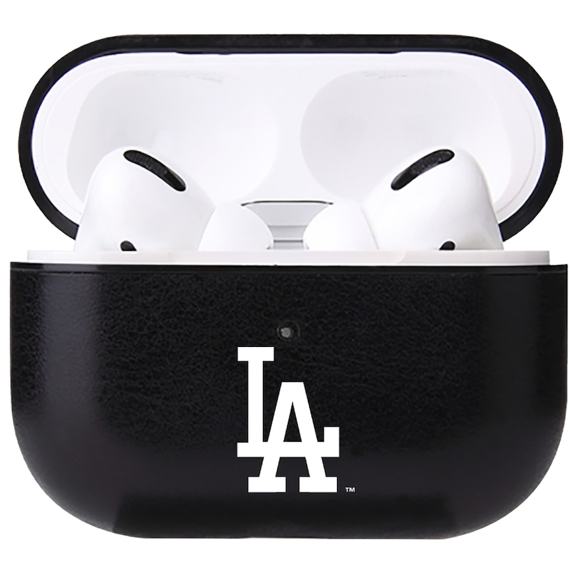 Los Angeles Dodgers Air Pod Pro Primary Logo Leatherette Case