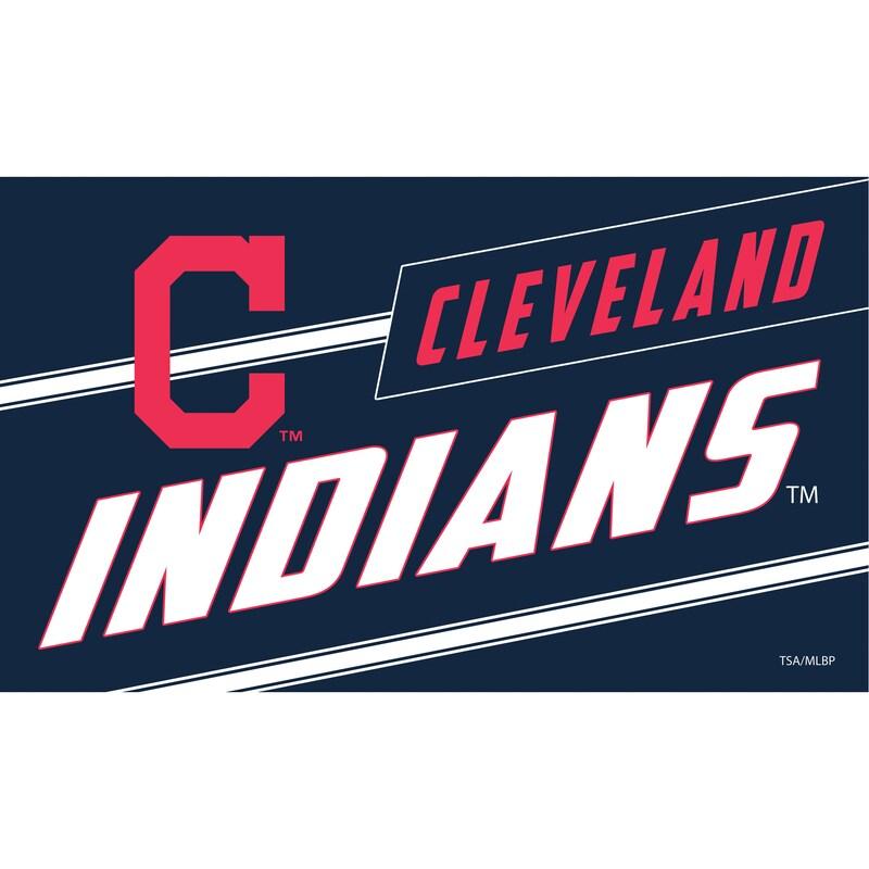 Cleveland Indians 16'' x 28'' Coir Punch Mat