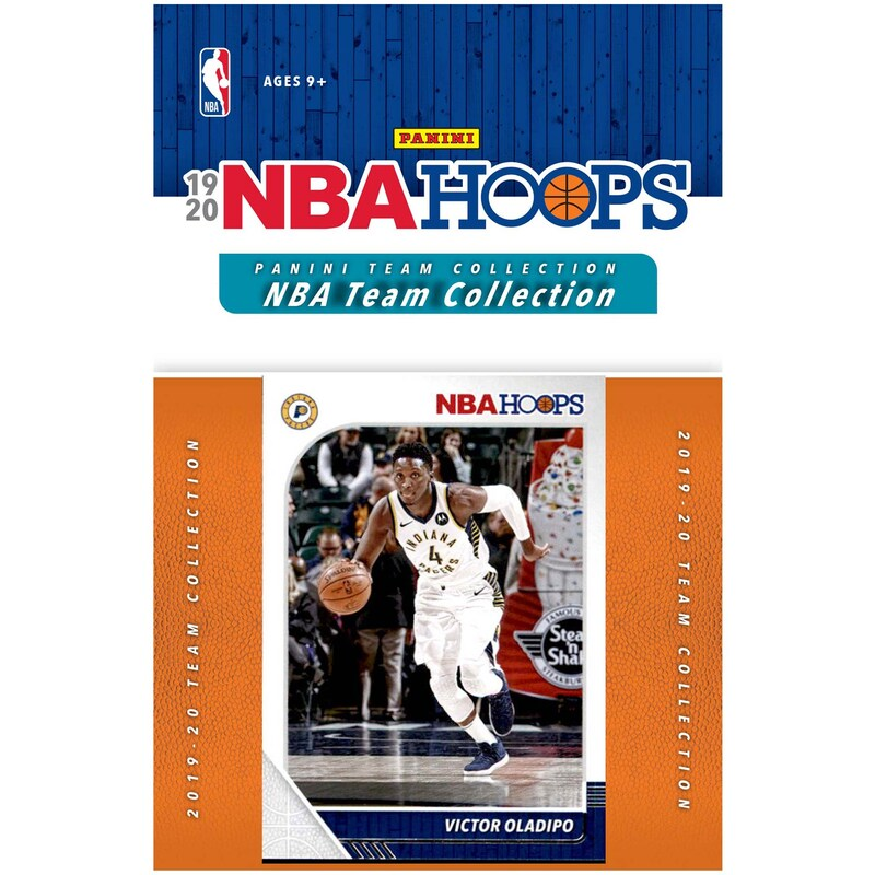 Indiana Pacers 2019-20 Team Card Set