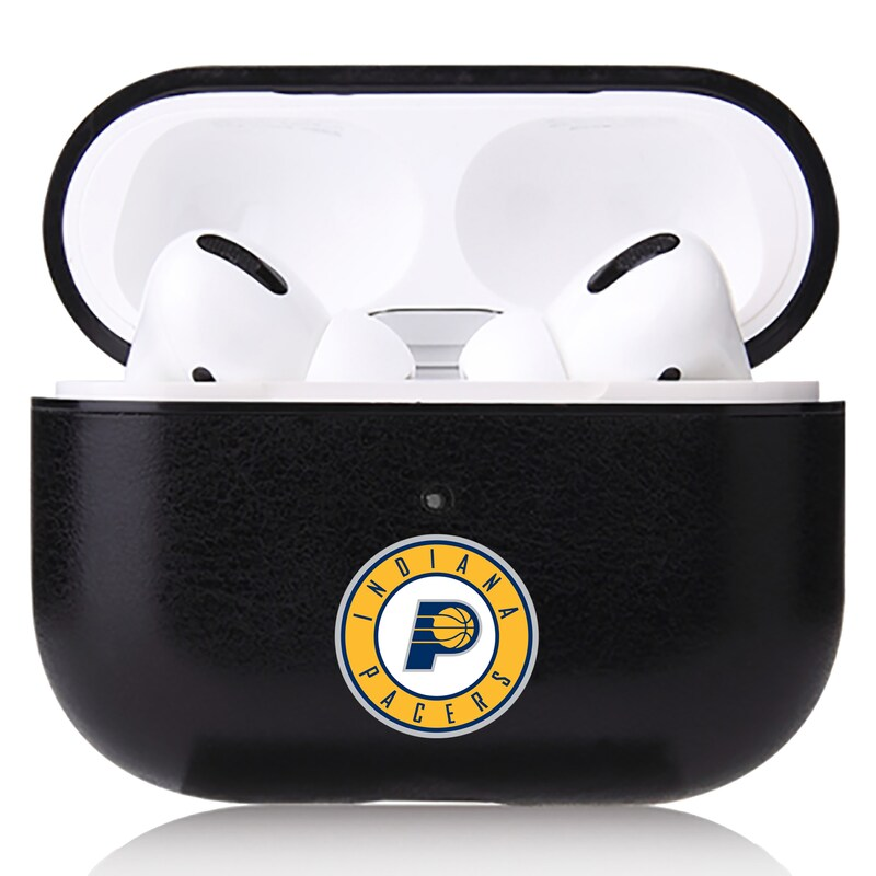 Indiana Pacers OtterBox Air Pods Leather Case - Black