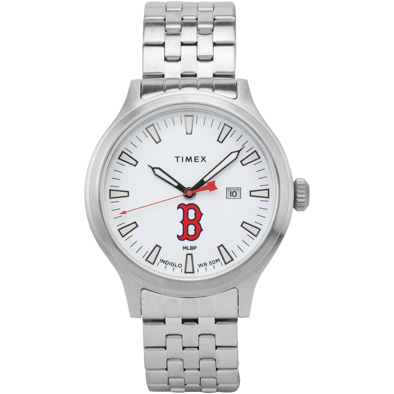 Boston Red Sox Timex Top Brass Watch