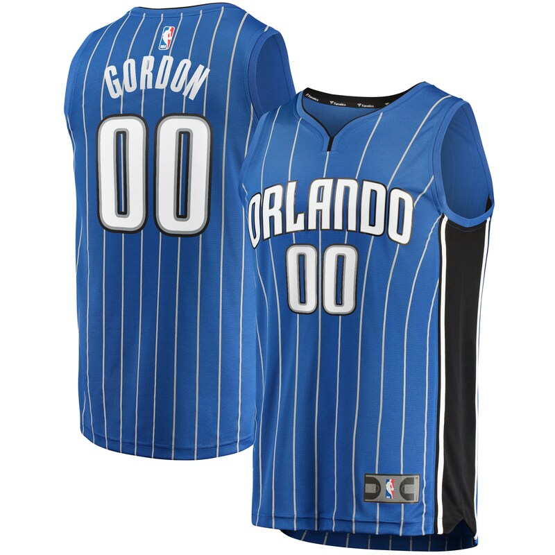 Aaron Gordon Orlando Magic Fanatics Branded Fast Break Replica Player Team Jersey - Icon Edition - Blue