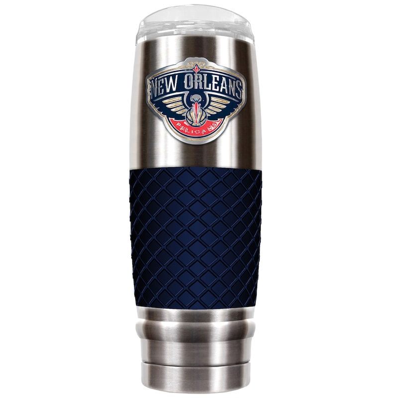 New Orleans Pelicans 30oz. The Reserve Vacuum-Insulated Travel Tumbler - Blue