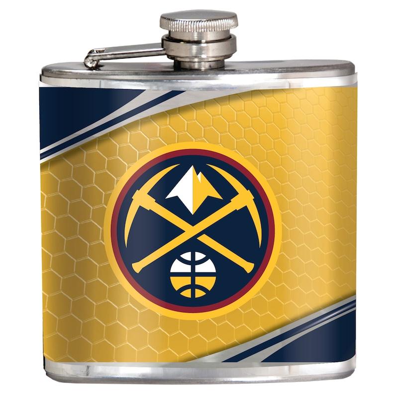 Denver Nuggets 6oz. Hip Flask