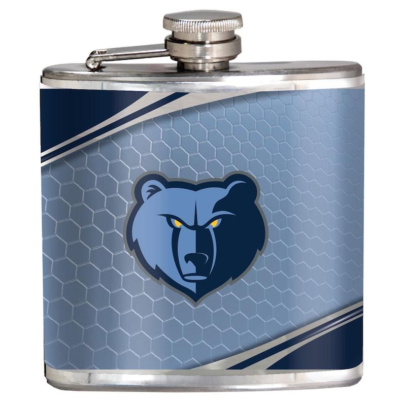 Memphis Grizzlies 6oz. Hip Flask