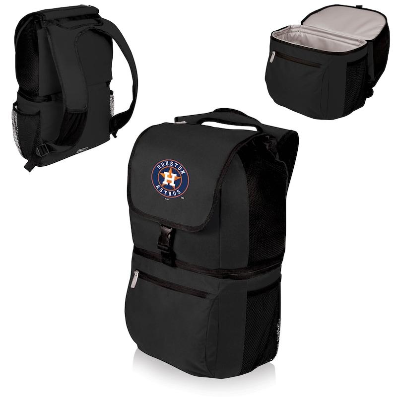 Houston Astros Zuma Cooler Backpack - Black