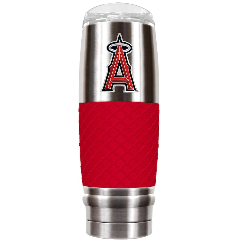Los Angeles Angels 30oz. The Reserve Vacuum-Insulated Travel Tumbler - Red