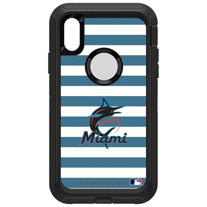Miami Marlins OtterBox iPhone Screenless Defender Case